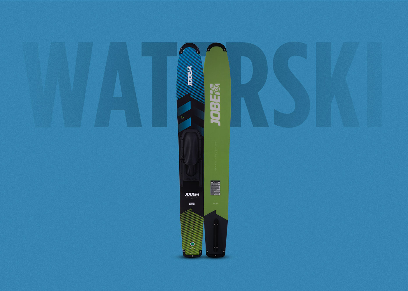Jobe Rental Combo Skis Youth