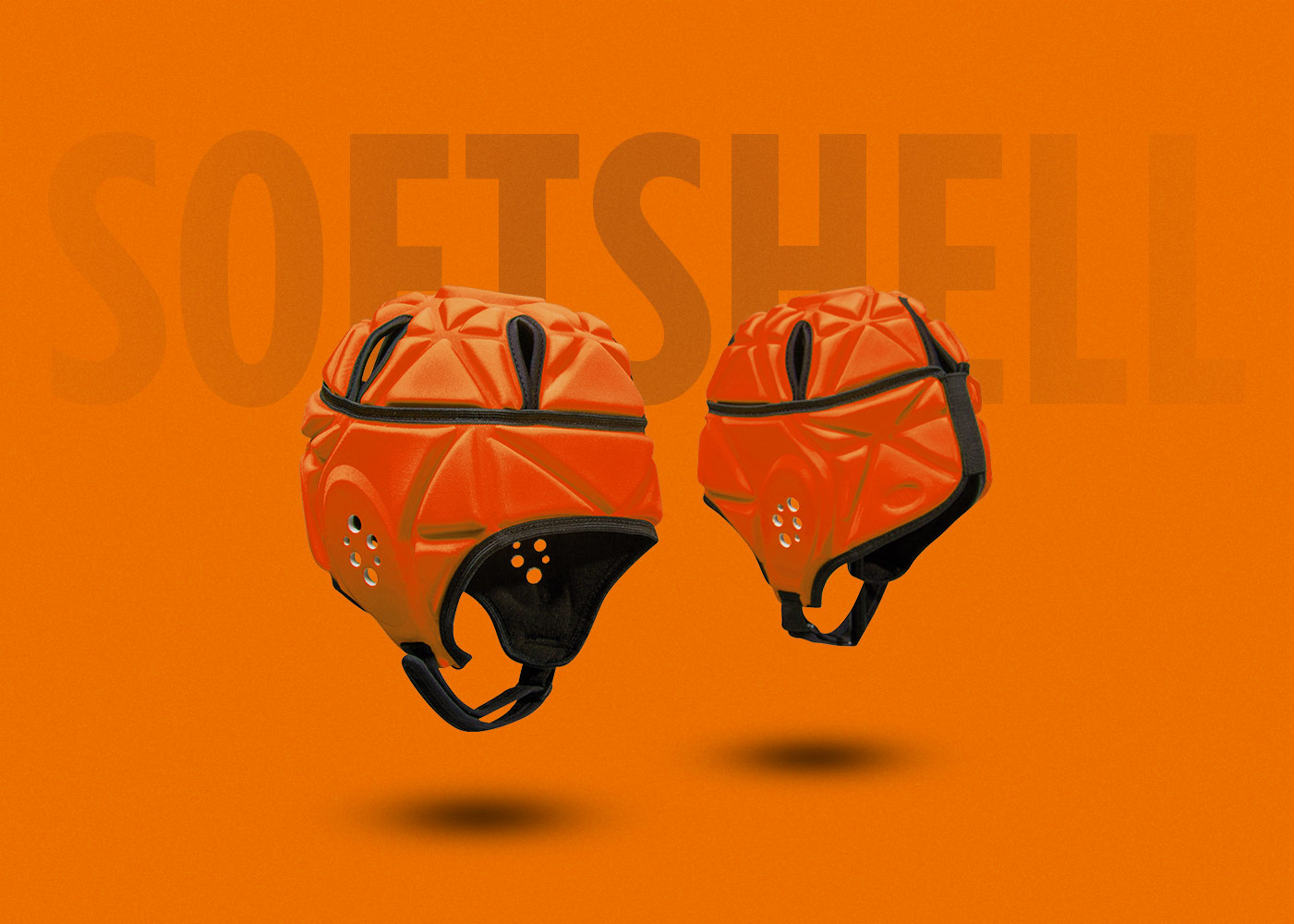 Jobe Rental Softshell Helmet Orange