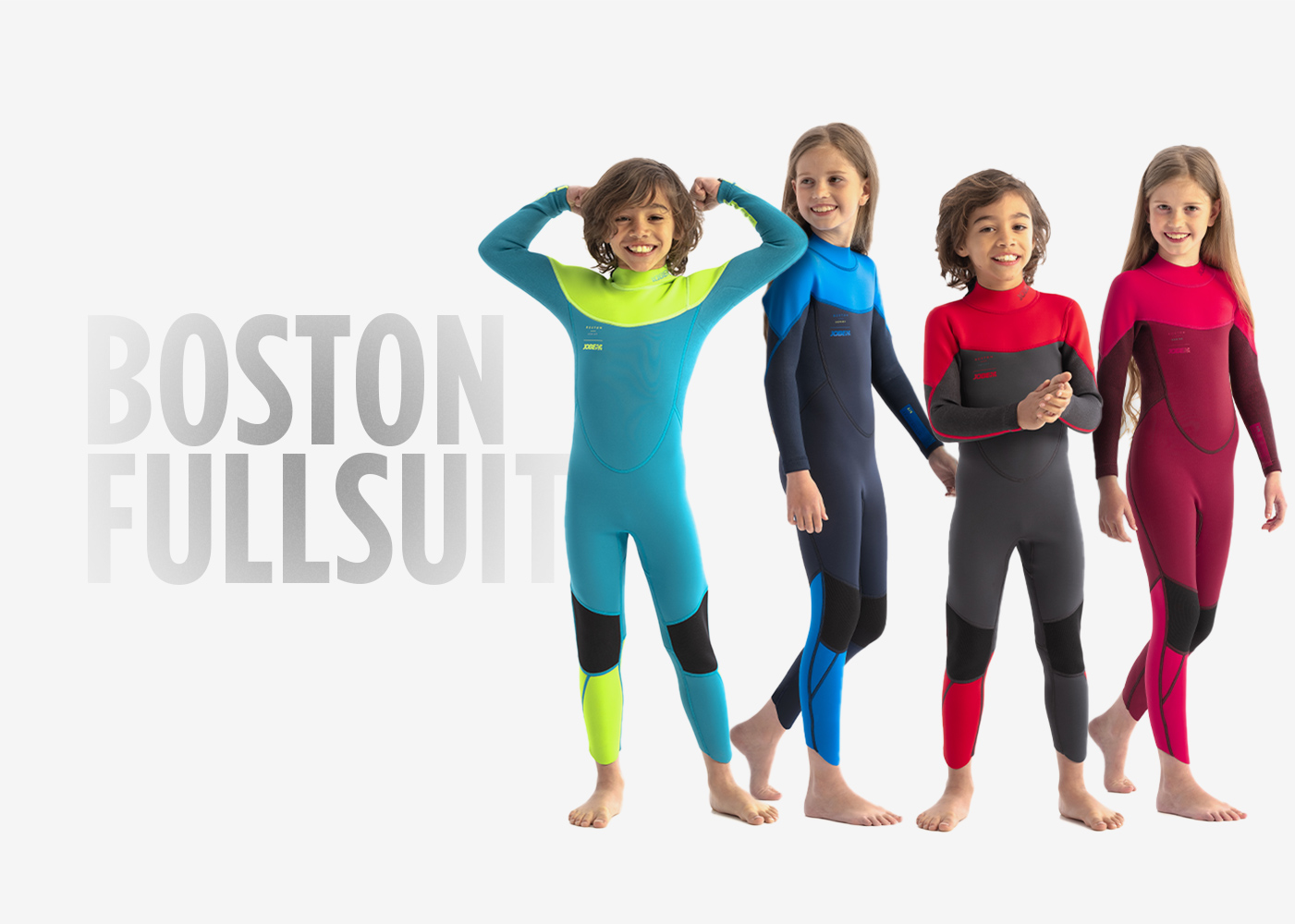 Jobe Boston fullsuit Series