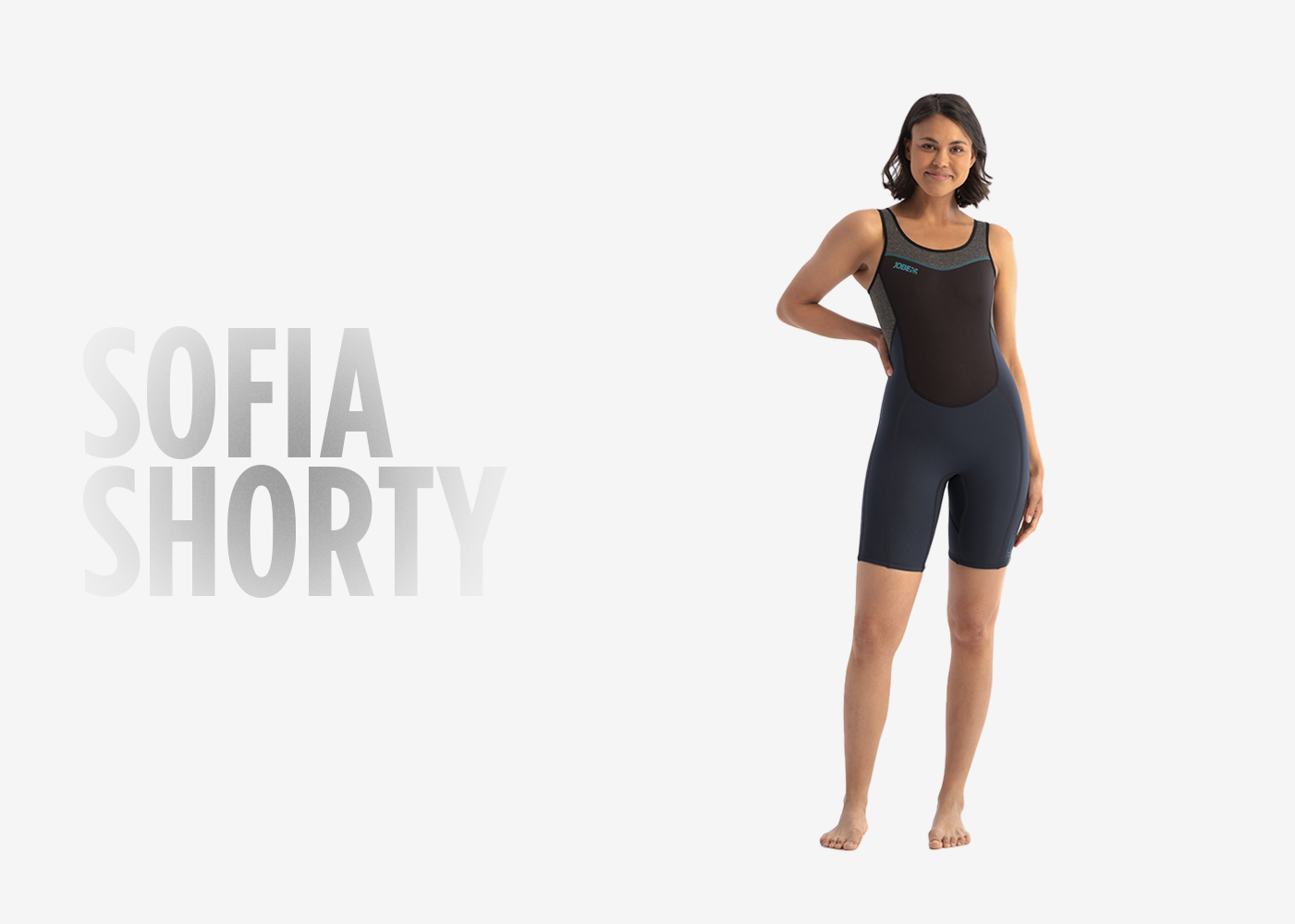 Jobe Sofia Shorty Sleeveless