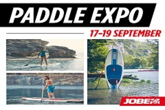 Next week Paddle Expo