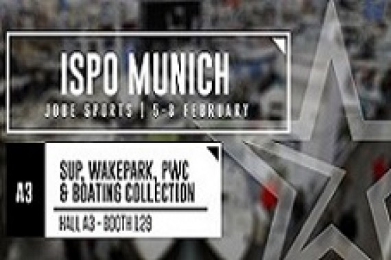2 days until the ISPO kicks off in Munich!