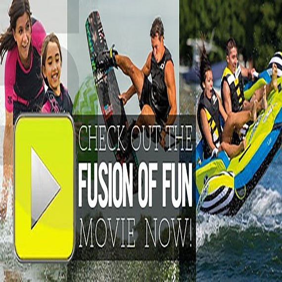 2014 Jobe FUSION OF FUN MOVIE!