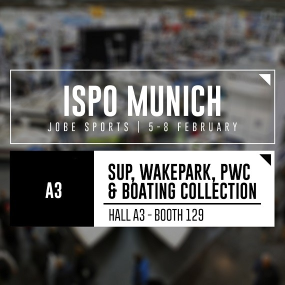 3 days before the ISPO kick-off in Münich!