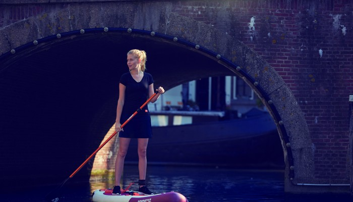 3 times the right SUP-sport outfit