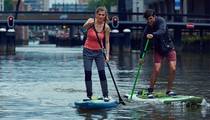 4 Reasons to easily get fit with the Jobe SUP 2017 collection.