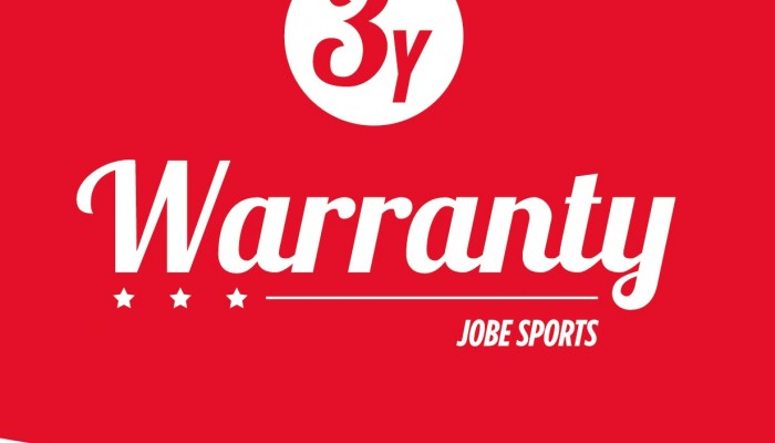 A 3 year warranty on towables and inflatable paddle boards