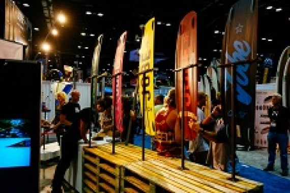 Alliance Wake Top 5 Jobe at the Surf Expo