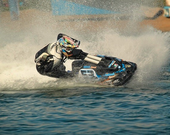 Antoine Goethals at the World finals in Havasu!