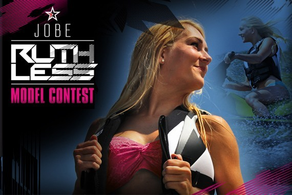 Attention ladies: The Jobe Ruthless Model Contest is online!