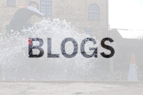 Blogs by Jobe riders Maxine and Declan!