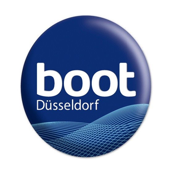 Burak Erverdi at Boot Dusseldorf!