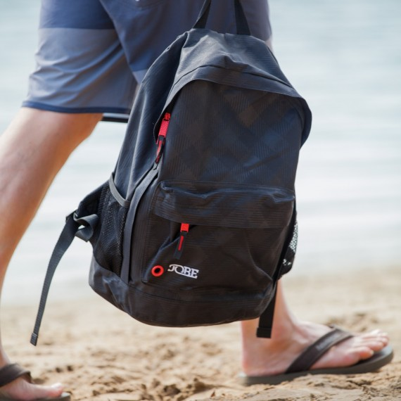 Carry your gear anywhere with the Jobe bags.