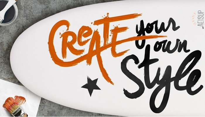 Create your own Jobe Aero SUP!