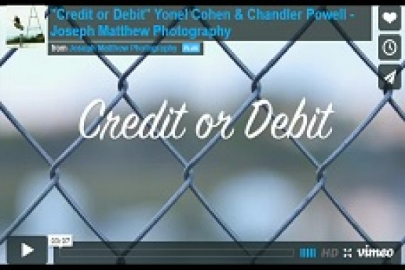 Credit or debit by Yonel Cohen