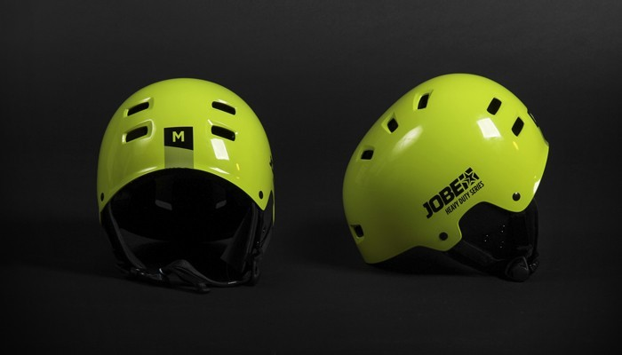 Developing a new heavy duty helmet