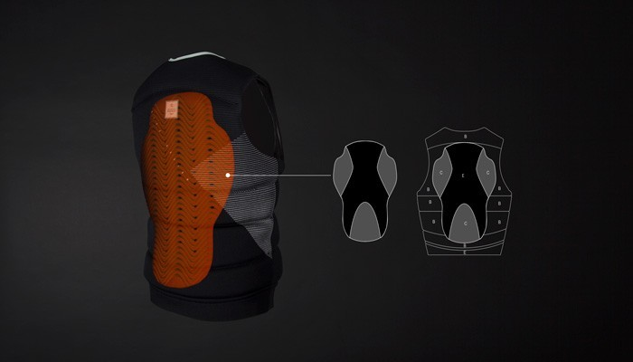 Developing a new jet ski vest