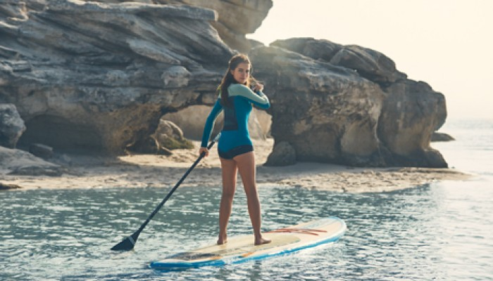 Discover why to start SUP!