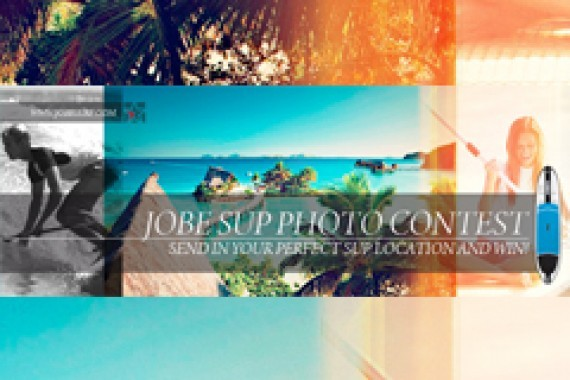Enter the Jobe SUP spot photo contest!