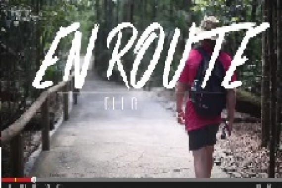 Episode #3 of Jonathan Dickey's Enroute is here!