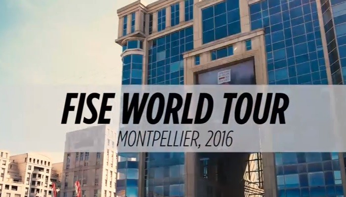 FISE World 2016 Recap video