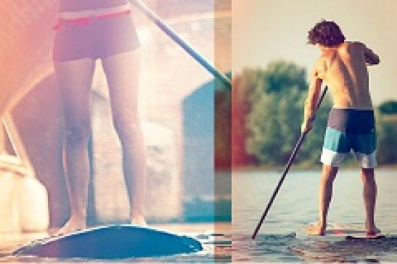 Free your mind with the new Jobe BAMBOO SUP line!