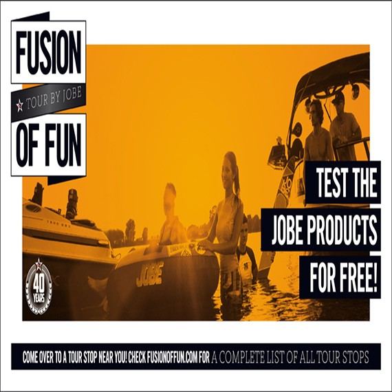 Fusion of Fun tour stop at Crisline Boote