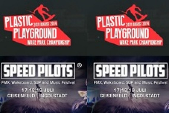 Get ready for Plastic Playground & Speed Pilots