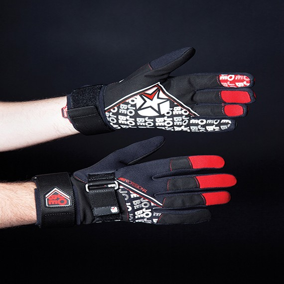 Get some grip with the Pro Gloves!
