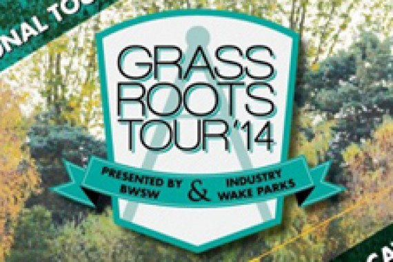 Grass Roots at Quayside wake & ski!