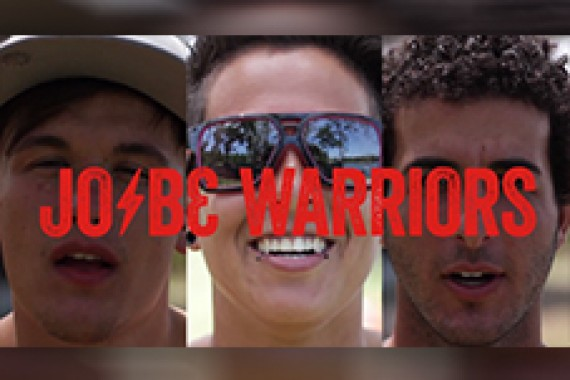 Here are the Jobe Warriors!