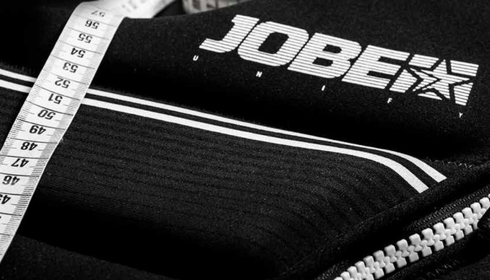In-depth: construction materials of Jobe vests