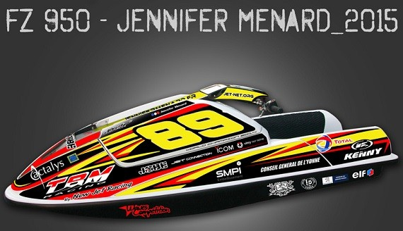 Jennifer Menard wishes you the best!