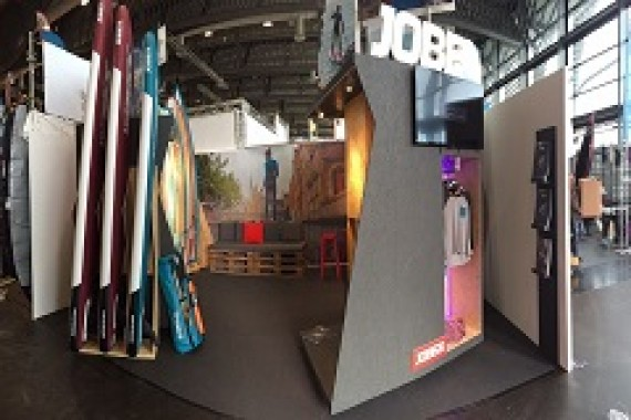 Jobe at the 2015 Paddle Expo