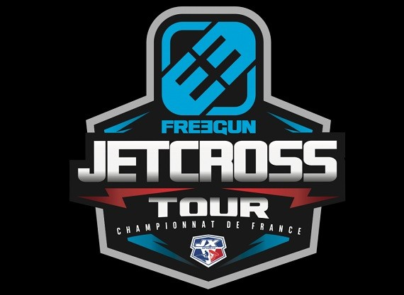 Jobe athletes participating at the freegun Jetcross tour 2014