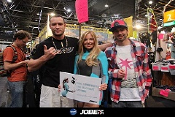 Jobe Beachbum contest winners