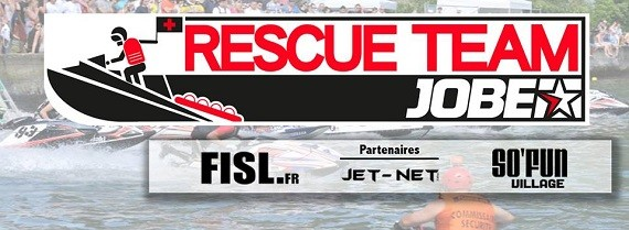 Jobe French rescue team
