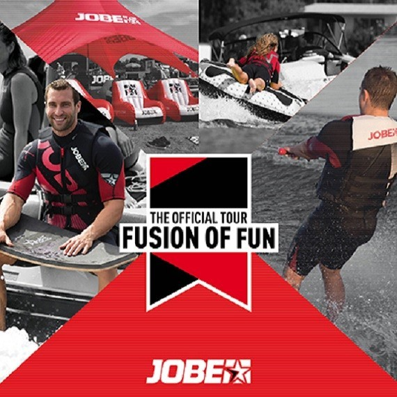 Jobe Fusion Of Fun tour stop #5 next weekend!
