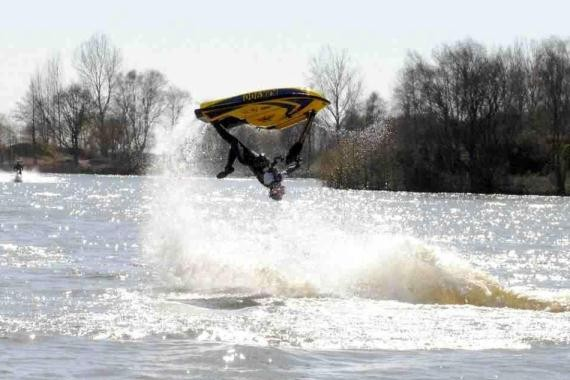 Jobe Jet Skier Jonathan Kavanagh takes on Worlds