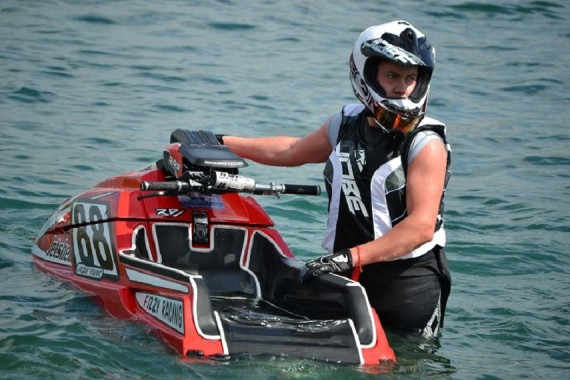 Jobe PWC athlete Jason Young continues form