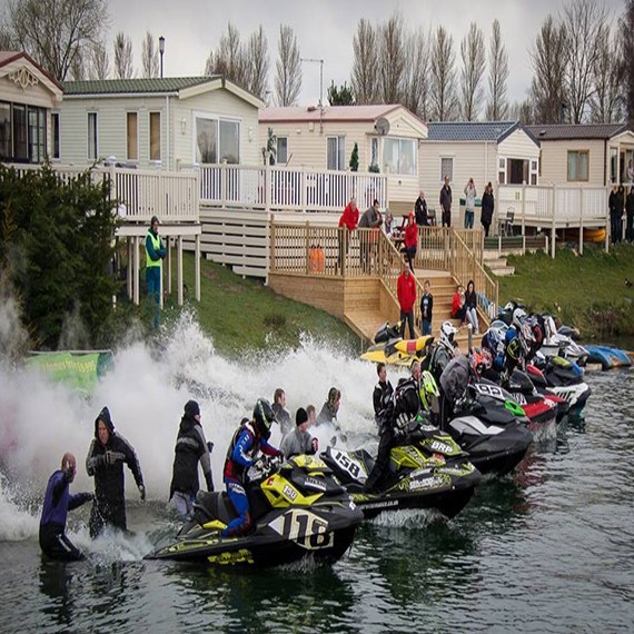 Jobe PWC riders rock the British Winter Championships