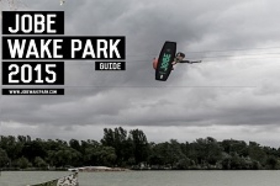 Jobe releases the Wake Park 2015 Catalogue
