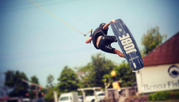 Jobe rider Dale Crossley wins IWWF cable Wakeboard World Championships