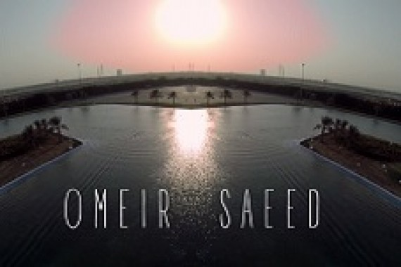 Jobe rider Omeir Saeed – The Freshman