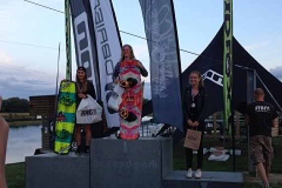 Jobe riders at UK nationals and Redbull Harbour Reach