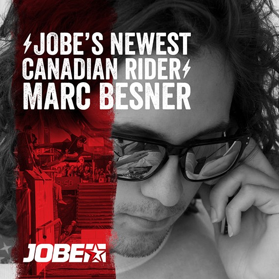 Jobe signs Canadian Phenom Marc Besner