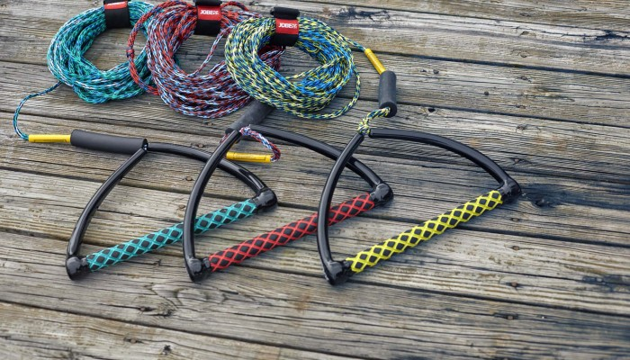 Jobe to the rescue: Don't get tangled in the ropes!