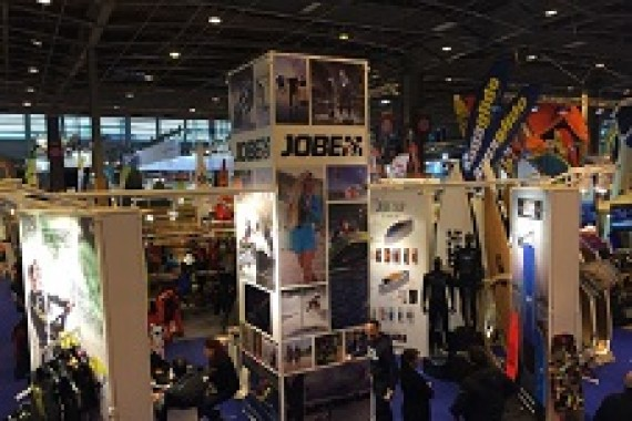 Jobe Wake Park at Boot Dusseldorf
