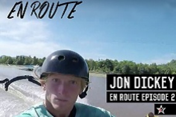 Jon Dickey en route episode 2