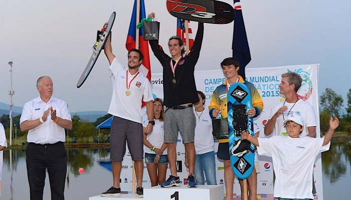 Joshua Briant takes 3rd place in Mexico